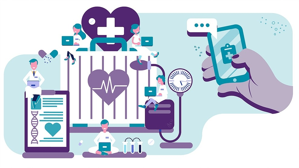 Chatbots in healthcare by absolvetech